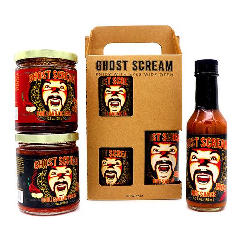 Ghost Scream Gift Pack