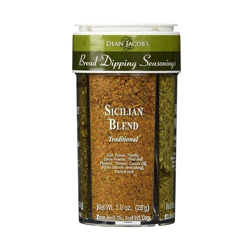 Dean Jacobs 4 in 1 Bread Dipping Seasoning