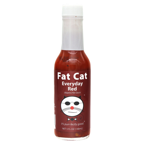 Fat Cat Everyday Red Hot sauce