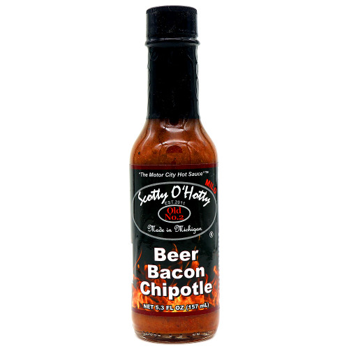 Beer-Bacon Chipotle Sauce by Scotty O'Hotty