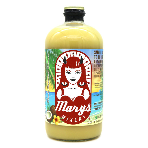 Mary's Mixers Real Coconut Creme