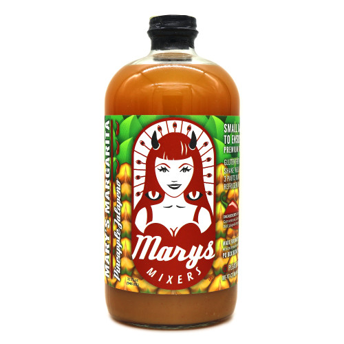 Mary's Mixers Pineapple Jalapeno