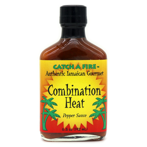 Catch A Fire Combination Heat Pepper Sauce