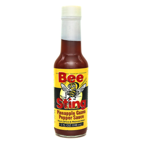 Bee Sting Pineapple Guava Pepper Sauce