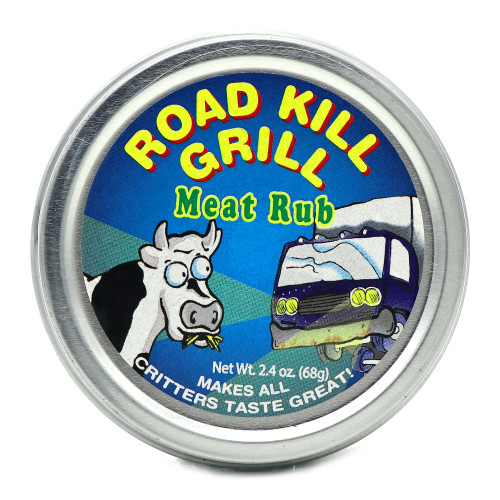 Road Kill Grill Meat Rub