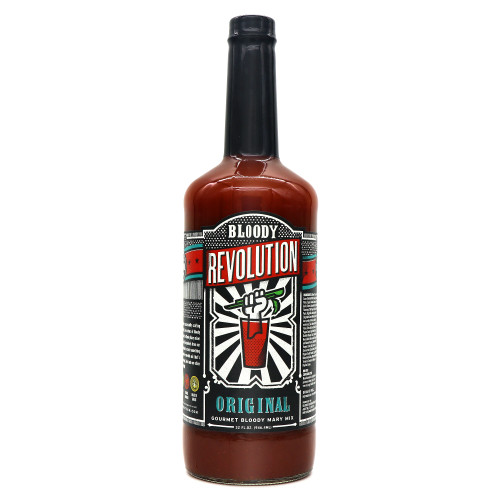 Bloody Revolution Original Bloody Mary Mix