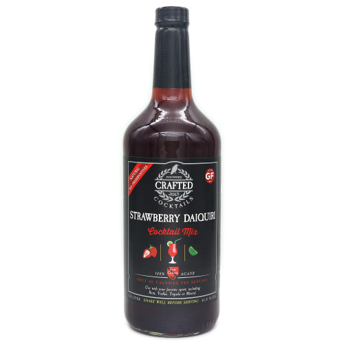 Crafted Brand Co. Strawberry Daiquiri Cocktail Mix