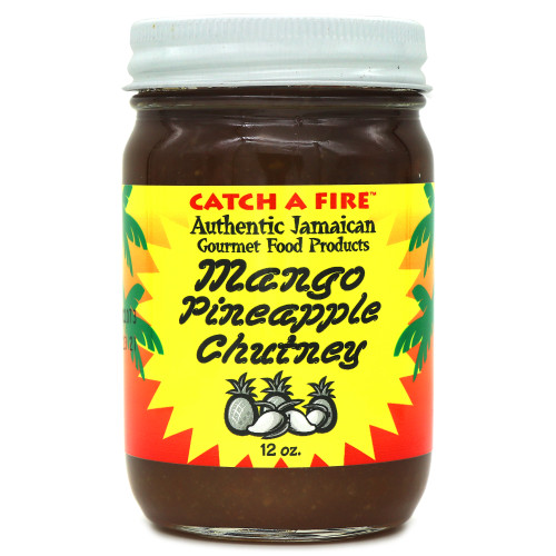 Catch A Fire | Mango Pineapple Chutney