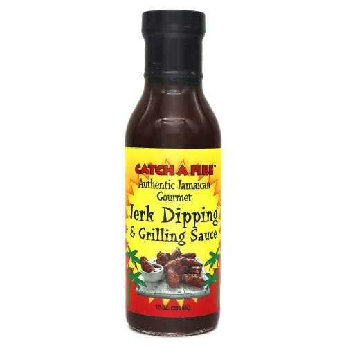 Catch A Fire Jerk Dipping & Grilling Sauce