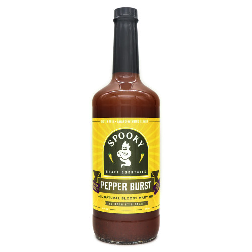 Spooky Pepper Burst Bloody Mary Mix