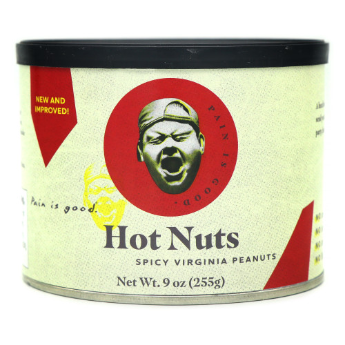 Pain is Good Hot Nuts