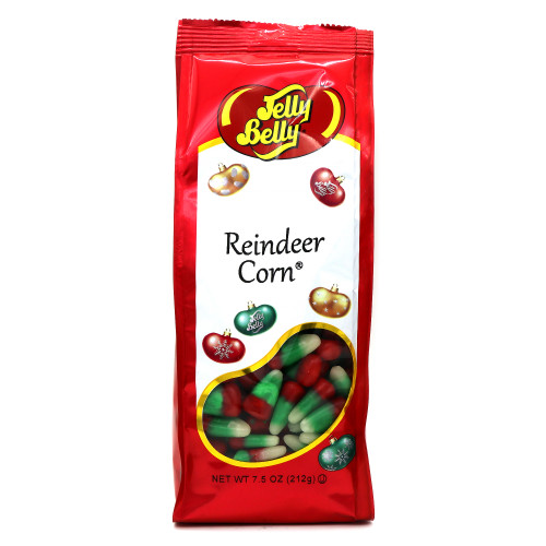 Jelly Belly Reindeer Corn Gift Bag