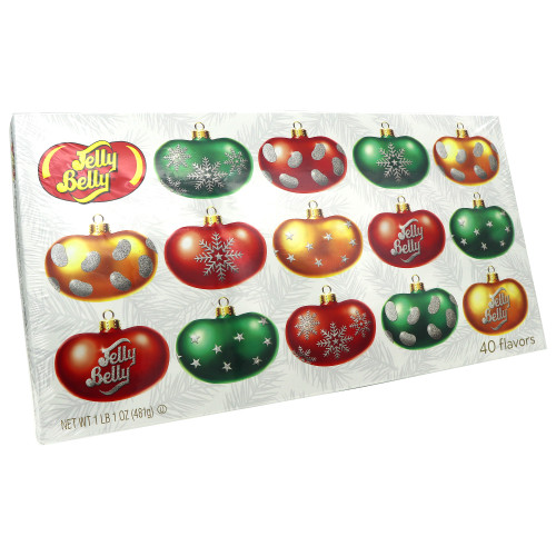 Jelly Belly 40 Flavors Holiday Gift Box