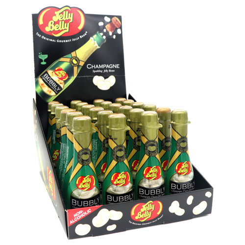 Jelly Belly Champagne Sparkling Jelly Beans (24 Pack)