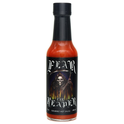 Sauce Works Fear the Reaper Hot Sauce