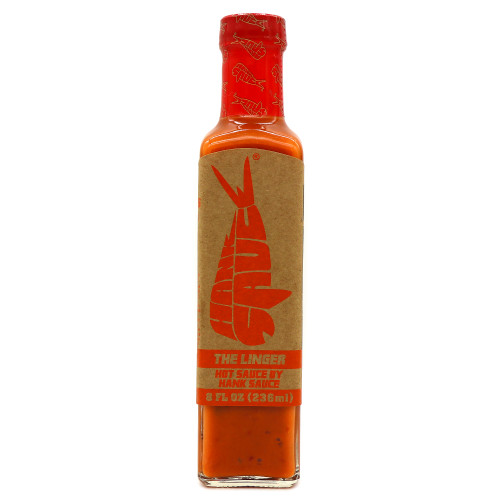 Hank Sauce The Linger Hot Sauce