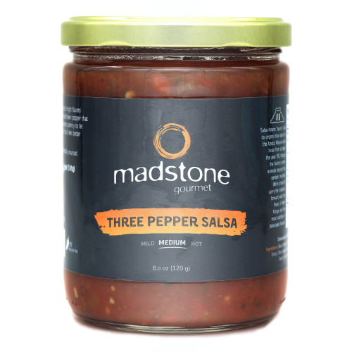 Madstone Three Pepper Salsa