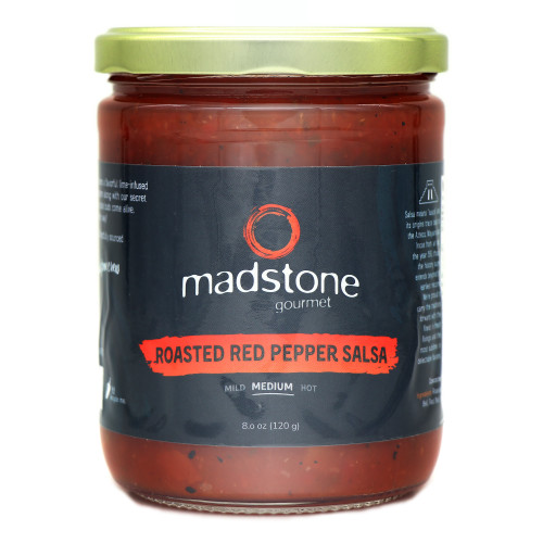 Madstone Roasted Red Pepper Salsa