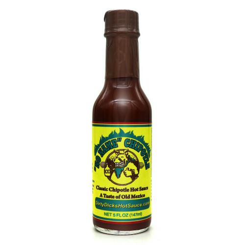 "Dirty Dick's ""No Name"" Chipotle Hot Sauce"