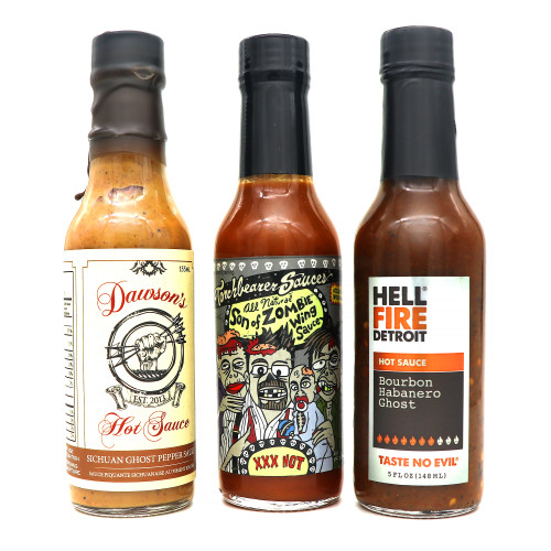 Ghost Pepper Combo Pack