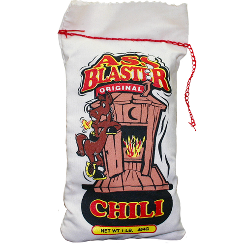 Ass Kickin' Ass Blaster Chili Mix