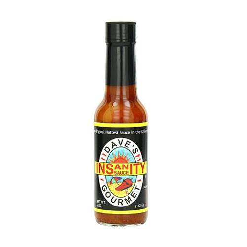 Dave's Original Insanity Hot Sauce
