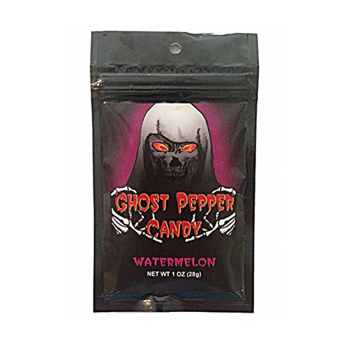 Watermelon Ghost Pepper Candy