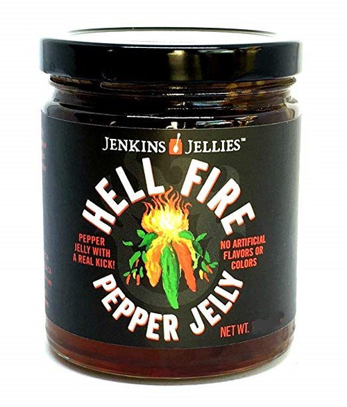 Hell Fire Pepper Jelly (5oz)
