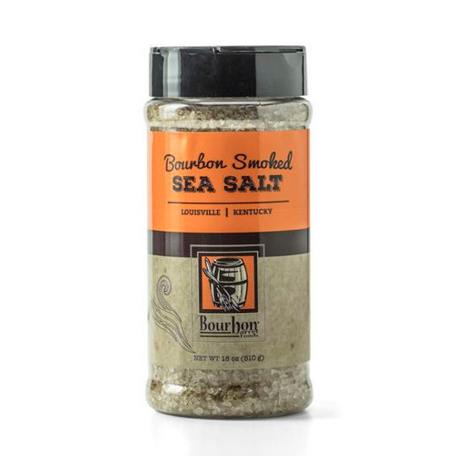 Bourbon Smoked Sea Salt | Food Service Size | Pepper Explosion