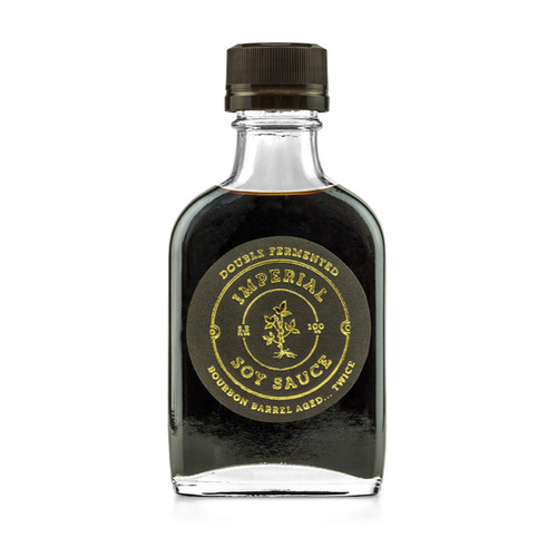 Bourbon Barrel Imperial Double Fermented Soy Sauce
