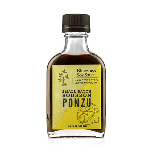 Small Batch Bourbon Ponzu