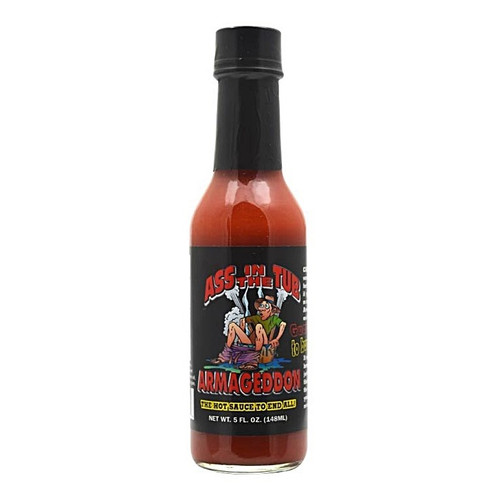 Figeroua Brothers Ass In The Tub Armageddon Sauce