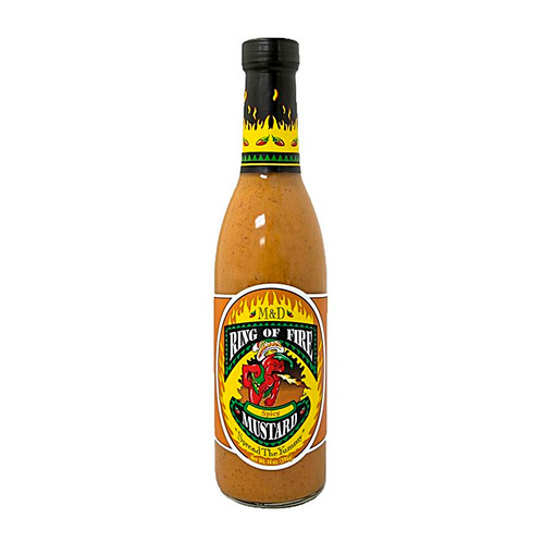 Ring of Fire Spicy Mustard