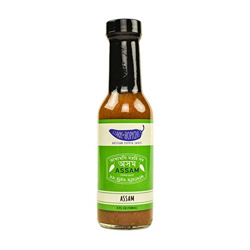 Clark & Hopkins Assam Hot Sauce