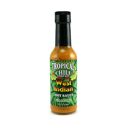 US Sauce Tropical Chile Company West Indian Hot Sauce