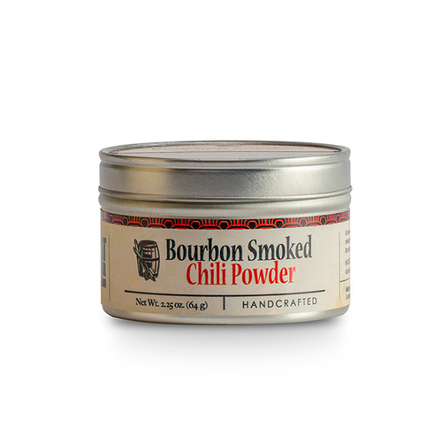 Bourbon Barrel Smoked Chili Powder