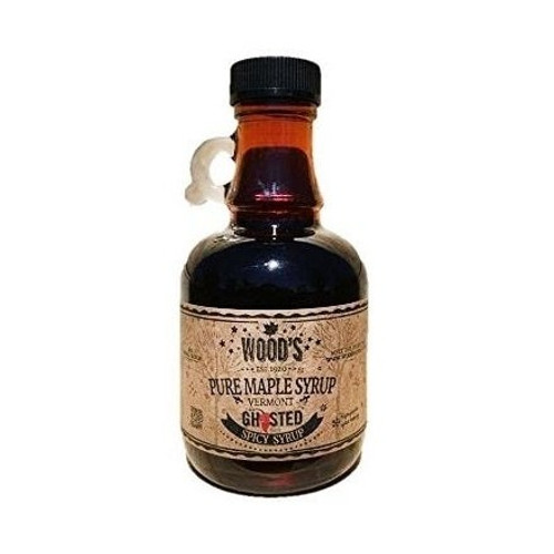 Wood's Pure Maple Syrup - Ghosted