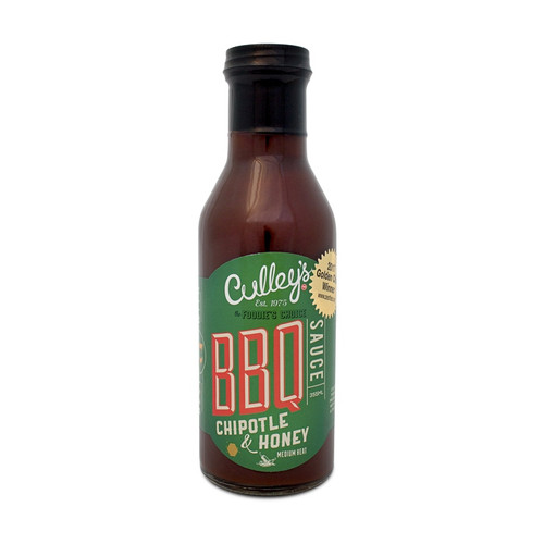 Culley's Chipotle & Honey BBQ Sauce