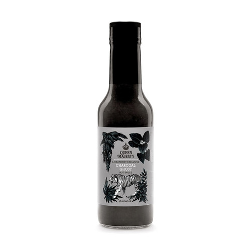 Charcoal Ghost Hot Sauce