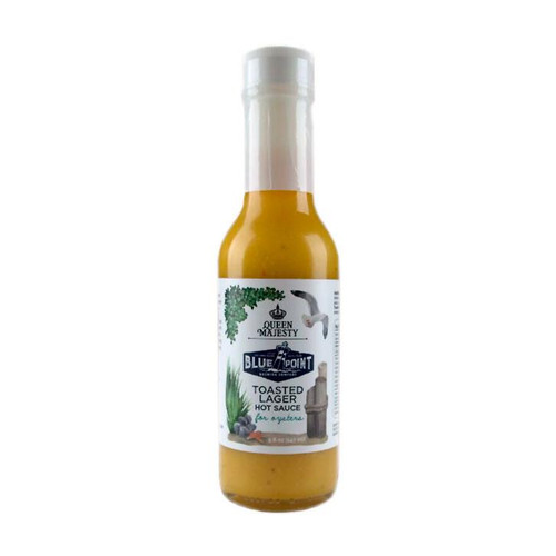 Queen Majesty Blue Point Toasted Lager Hot Sauce