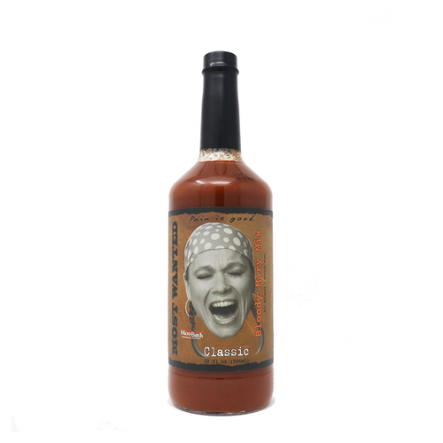 Classic Bloody Mary Mix - 32oz