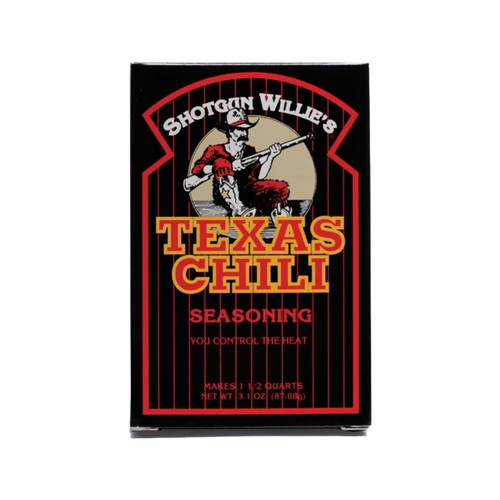 Jardine's Shotgun Willie's Texas Chili Seasoning