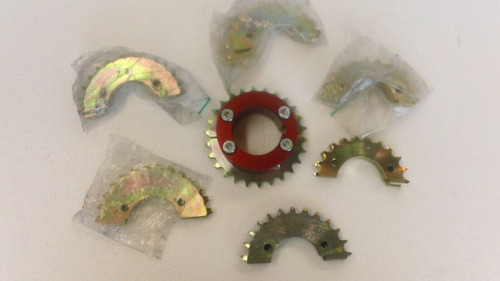 Quick Change 50mm Rear Sprocket Set 428 Chain Drive 23t-27T