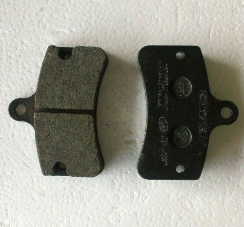 OTK TonyKart Brake Pads NEW Pair Black