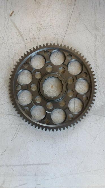 TM K9 Primary Gear - 75T Part #: 40385 Clutch Basket Gear - Used - No Damage