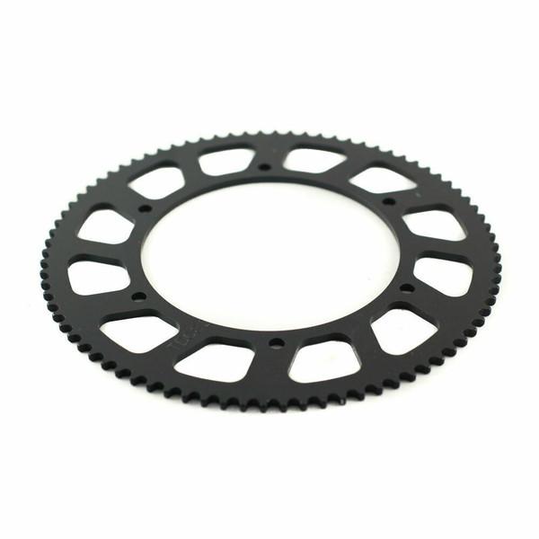 TDC #219 Black Hard Anodized Aluminum Sprocket Gear 6061-T6 - NEW