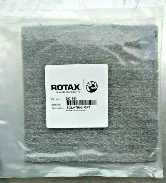 Rotax Isolating Mat 297983 Micro Max New