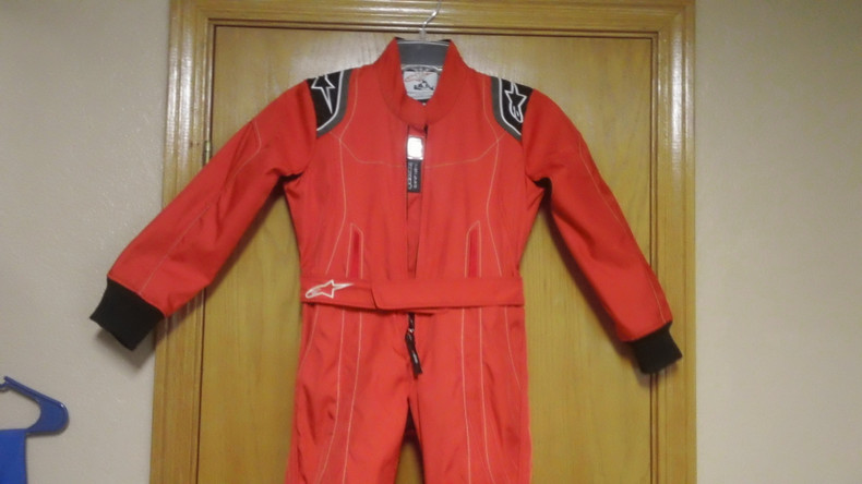 New and Used Driver Apparel, Suits, T-Shirts, Helmets, and Gloves Added to Extra Kart Parts