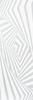 Syntesis® Flush Glass Pocket Door System Patterned AVALON