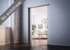 Syntesis® Flush DOUBLE Pocket Door System  - New Sizing